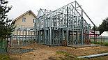 Каркасно модульный дом 164m2 из ЛСТК 16х12m, фото 9