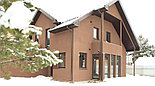 Каркасно модульный дом 160m2 из ЛСТК 16х12m, фото 2