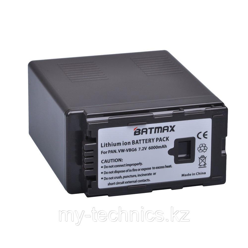 Аккумулятор батарея Batmax VW-VBG6