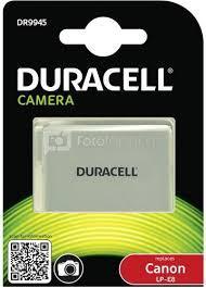 Аккумулятор Duracell LP-E8