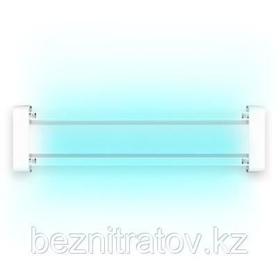 Облучатель бактерицидный Элид СББ-35 (двухламповый переносной с проводом и лампами Philips TUV 15) (190м³/час)