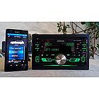 2DIN бездисковый ресивер с поддержкой Bluetooth Kenwood DPX-M3100BT, фото 3