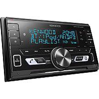 2DIN бездисковый ресивер с поддержкой Bluetooth Kenwood DPX-M3100BT
