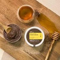 Neogen Dermatology Real Polish Honey&Sugar 100g-Скраб для лица