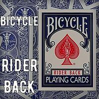 Колода Bicycle rider back