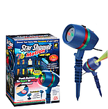 Лазерный новогодний звездный проектор Star Shower, фото 2