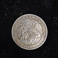 Дизайнерские монеты