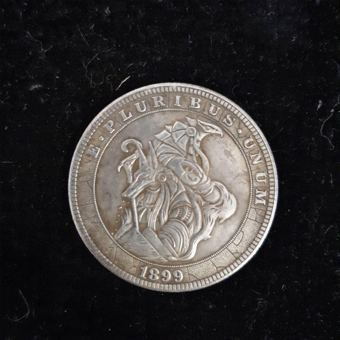 Дизайнерские монеты - фото 1