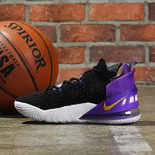Баскетбольные кроссовки Nike LeBron 18 ( XVIII) Purple (36-46), фото 2