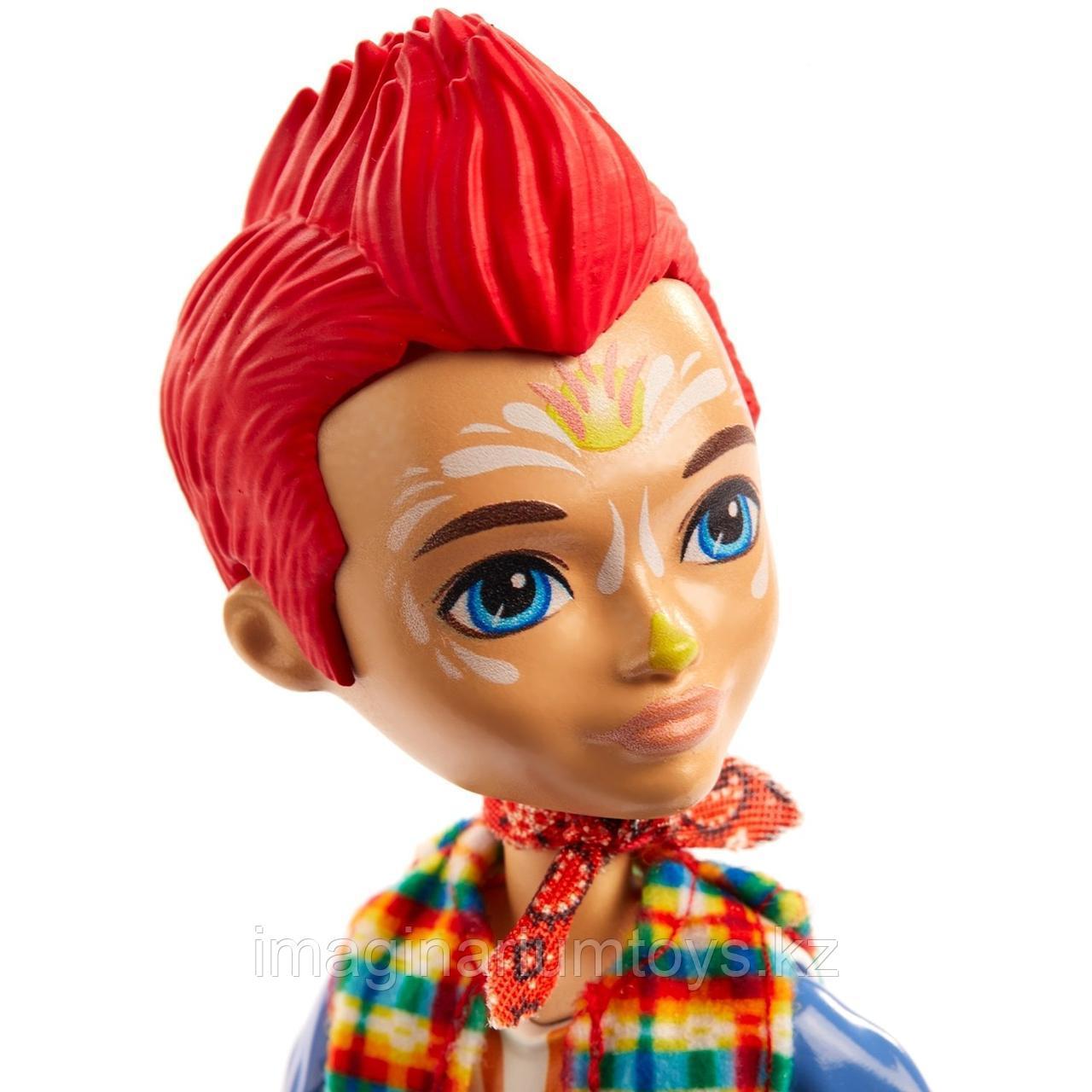 Кукла Enchantimals мальчик петушок Ривод Рустер и Клак - фото 5