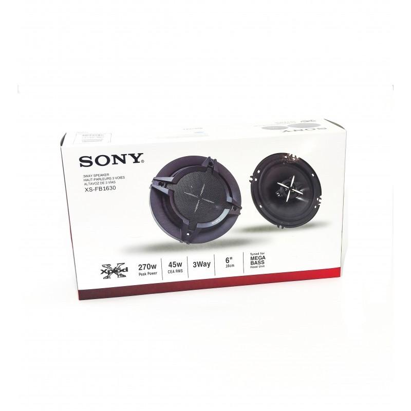 Автоакустика Sony XS-FB1630