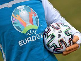 Футбольный мяч Adidas UEFA EURO 2020, фото 3