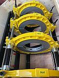 SKAT 280-450мм гидравлический аппарат для стыковой сварки пластиковых труб, фото 2