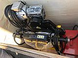 Гидравлический аппарат для стыковой сварки пластиковых труб 280-450мм, фото 6