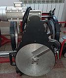 SKAT 280-450мм гидравлический аппарат для стыковой сварки пластиковых труб, фото 5