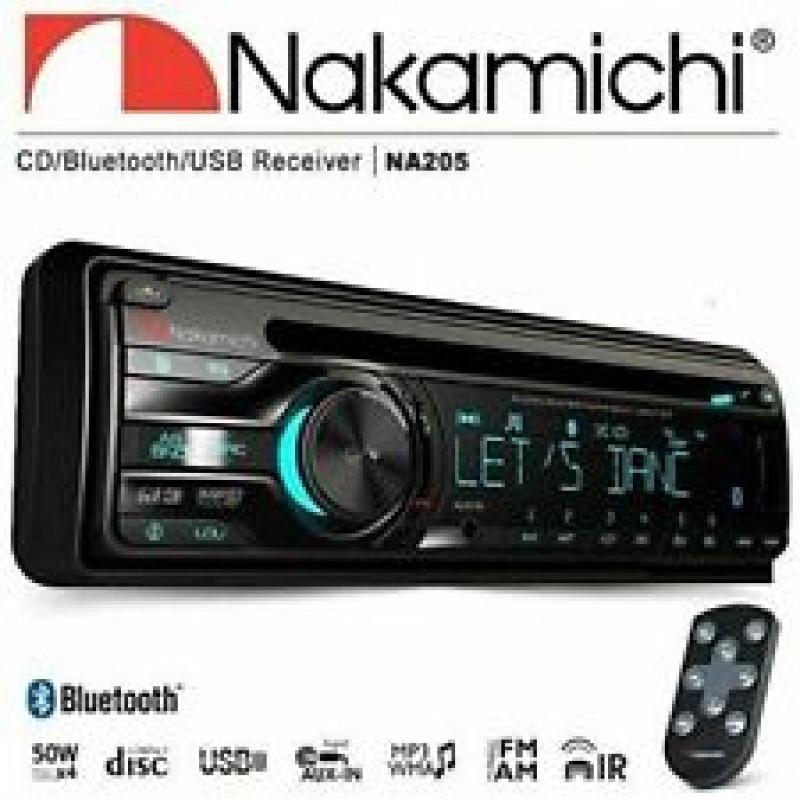 Автомагнитола Nakamichi NA201