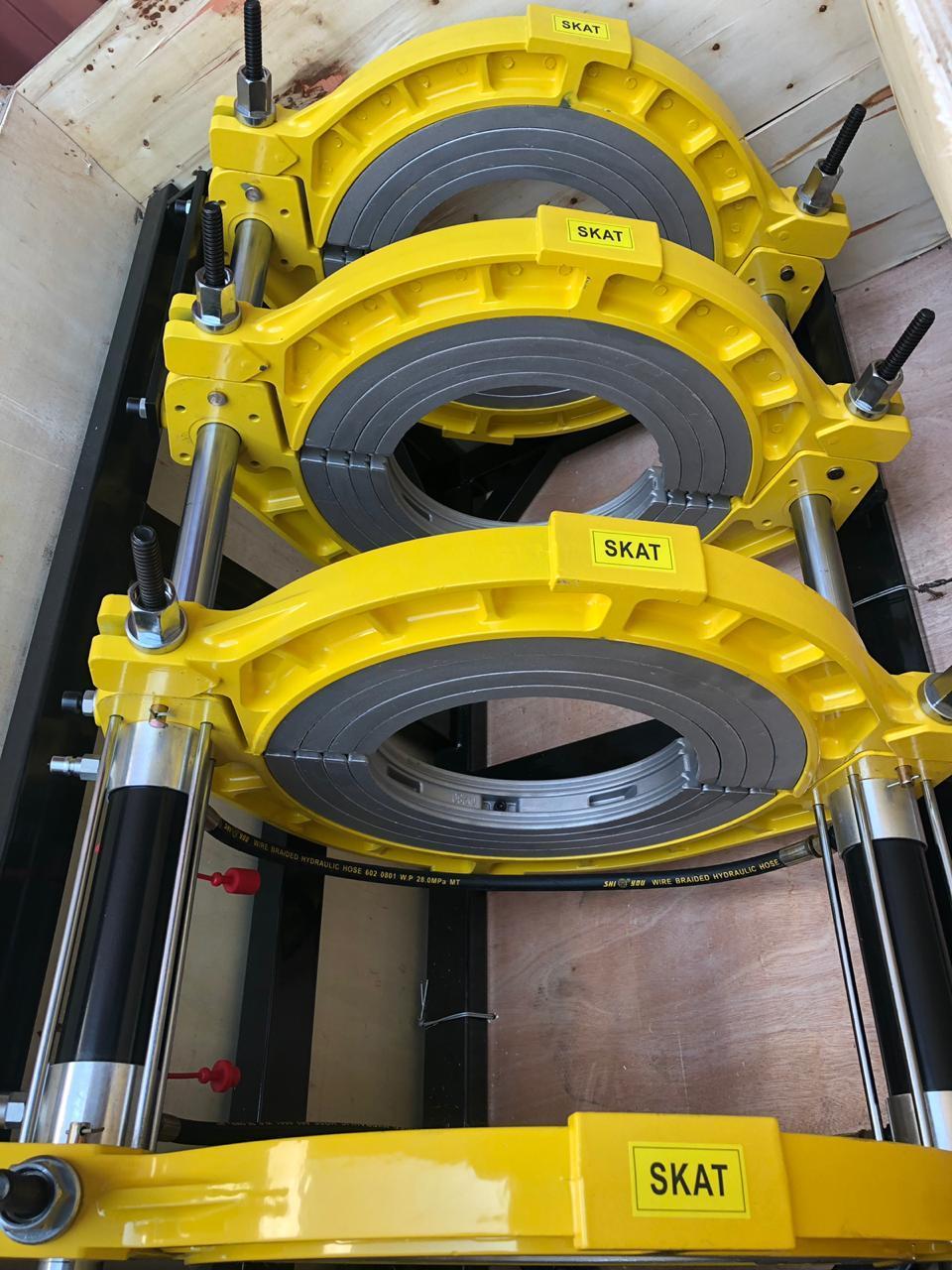 Сварочные аппараты для сварки труб полиэтилена диаметром от 400 до 630мм