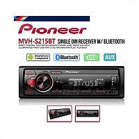 Автомагнитола PIONEER MVH-S215BT