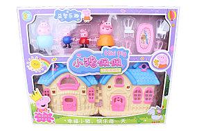 Свинка пепа дом 3310