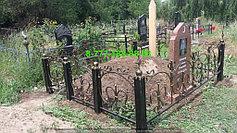 Благоустройство мусульманских могил 2