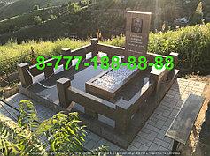 Благоустройство мусульманских могил 7