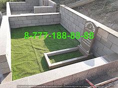 Благоустройство мусульманских могил 25