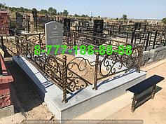 Благоустройство мусульманских могил 26
