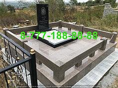 Благоустройство мусульманских могил 19