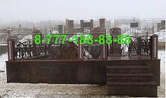 Благоустройство мусульманских могил 22