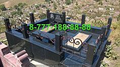 Благоустройство мусульманских могил 24