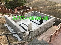 Благоустройство мусульманских могил 27