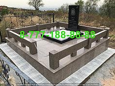 Благоустройство мусульманских могил 28