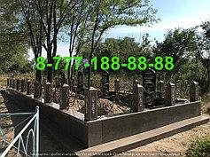 Благоустройство мусульманских могил 30