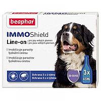 Immo Shield line-on dog L капли для крупных собак против паразитов