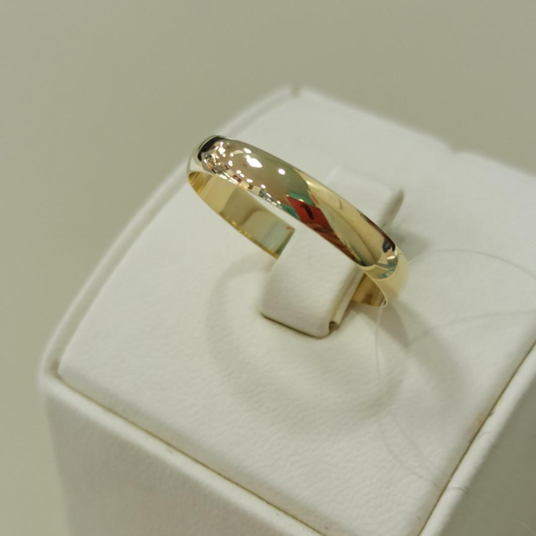 Обручальное кольцо - 21 размер