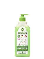 SYNERGETIC мыло антибактериальное нейтрализующее запах «Лемонграсс и мята» 500мл