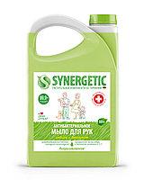 SYNERGETIC антибактериальное мыло «Имбирь и бергамот» 3,5л