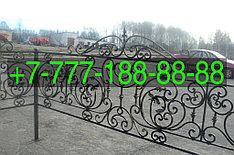Оградки на кладбище 40