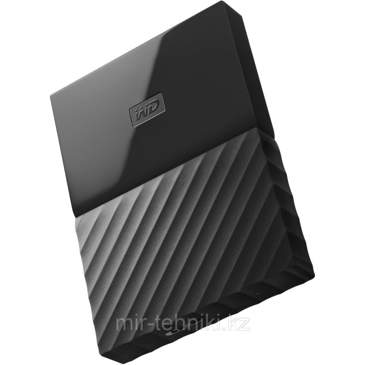 Внешний HDD  Wd my passport 1TB USB3.0 HARD DRIVE