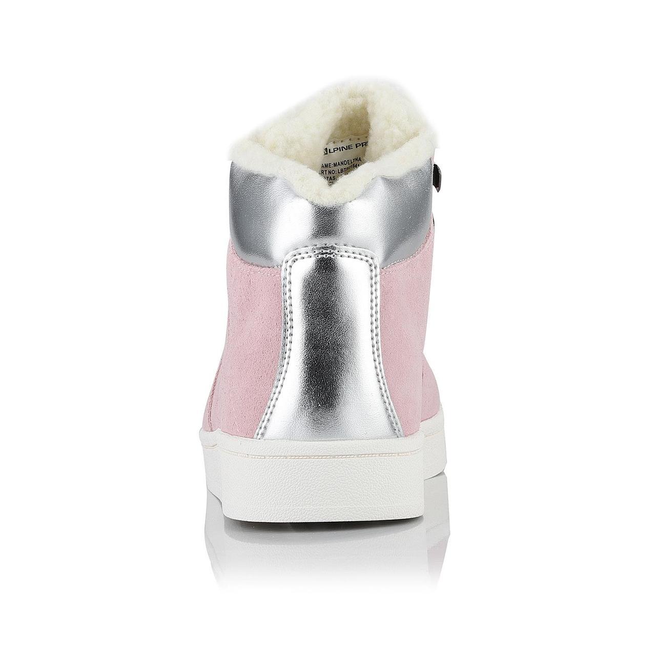 Ботинки MANDELTNA Розовый, 38 - фото 4