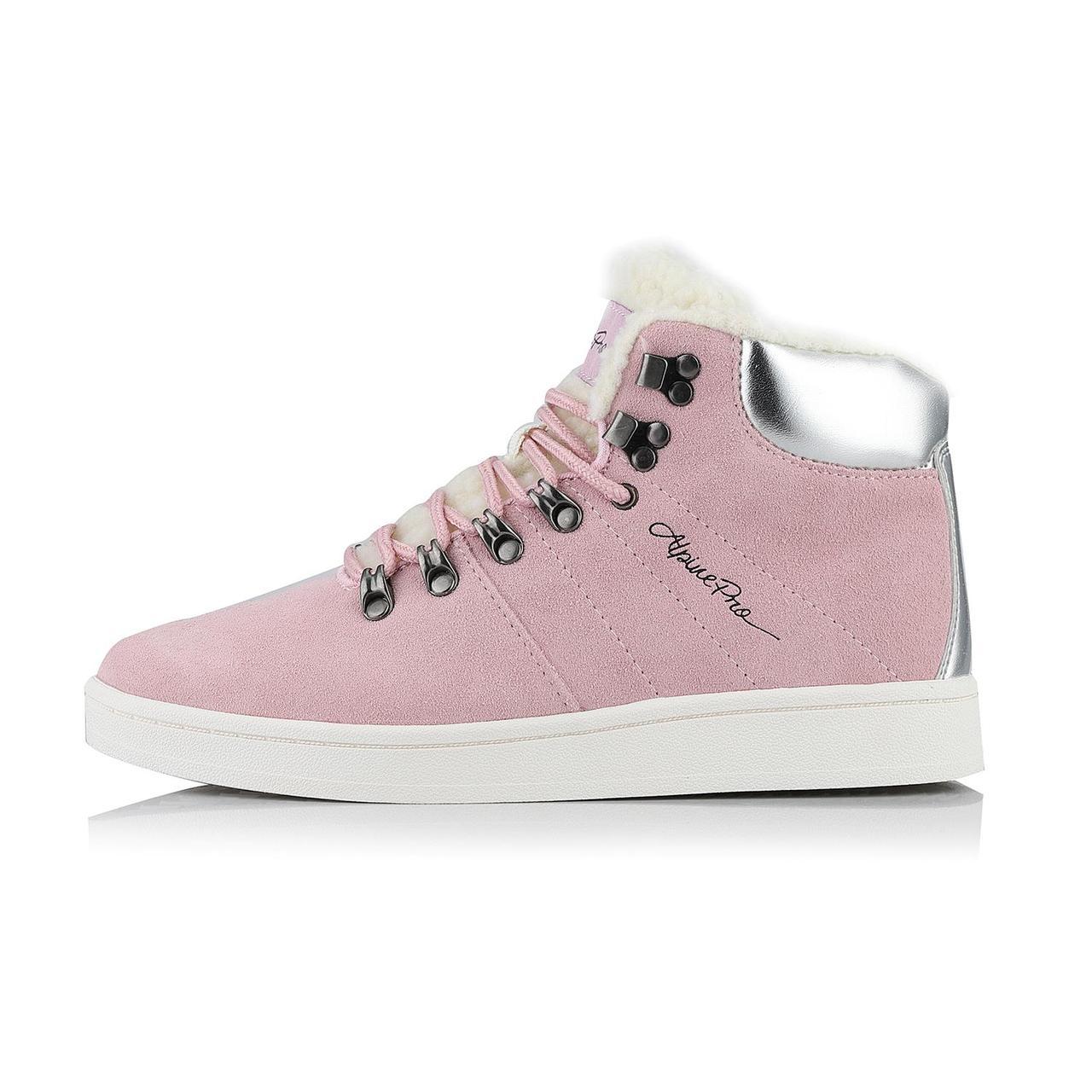 Ботинки MANDELTNA Розовый, 38 - фото 1