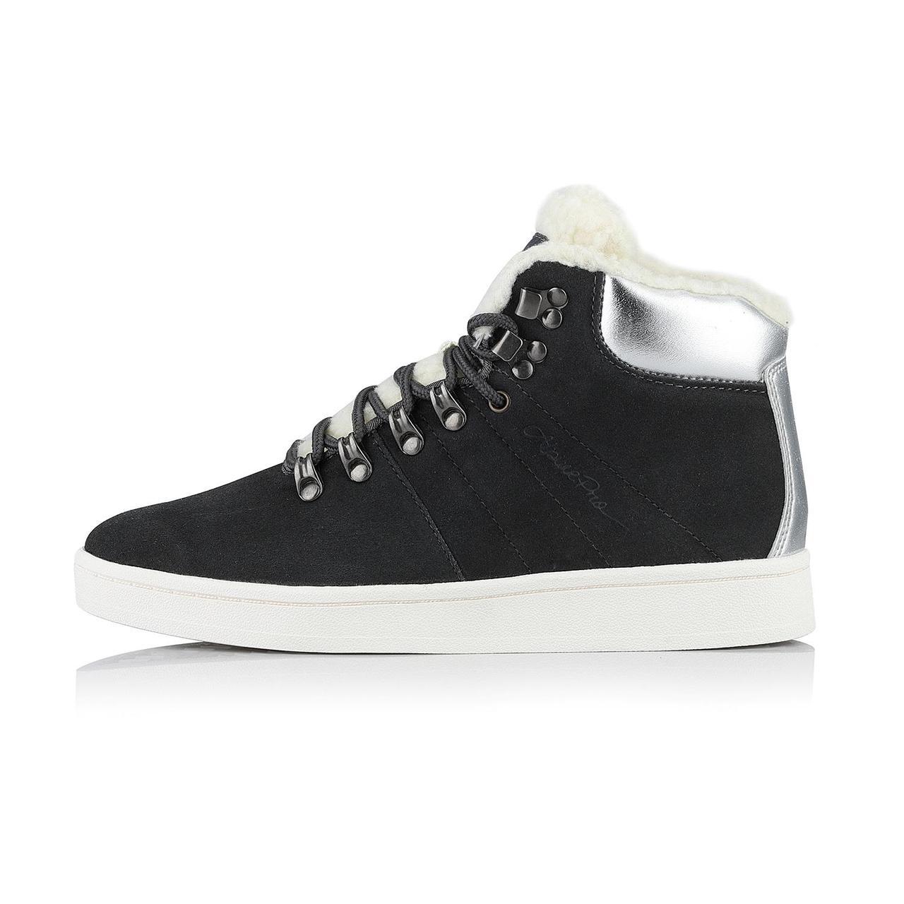Ботинки MANDELTNA Серый, 40 - фото 2