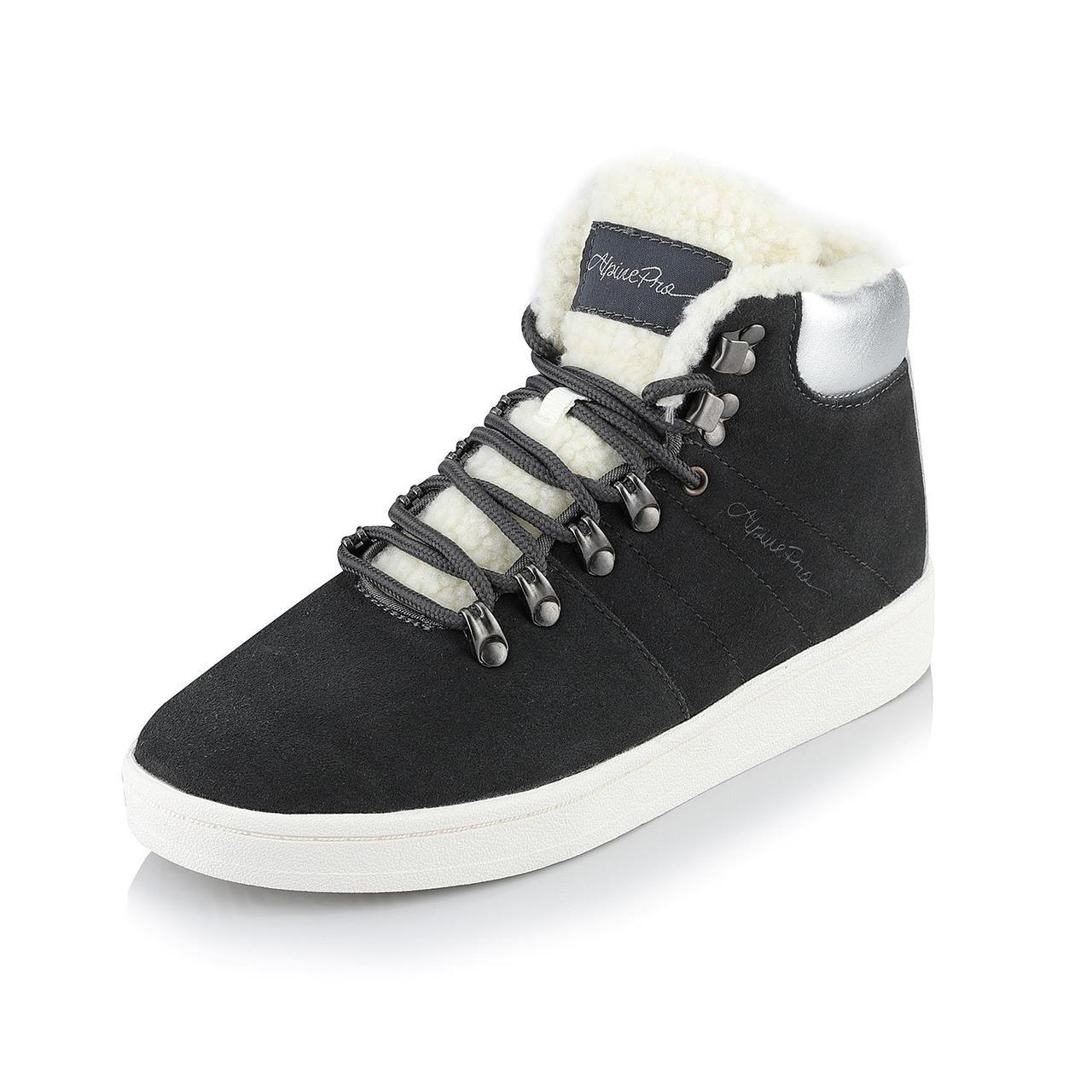 Ботинки MANDELTNA Серый, 40 - фото 1