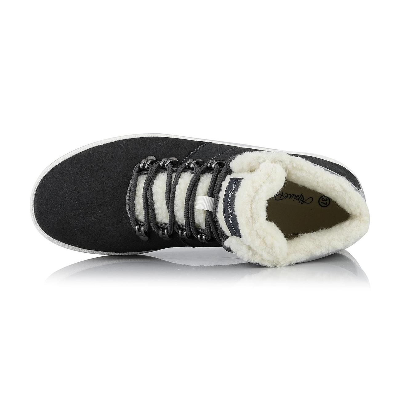 Ботинки MANDELTNA Серый, 40 - фото 3
