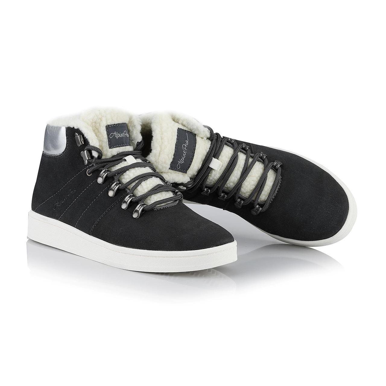 Ботинки MANDELTNA Серый, 40 - фото 7