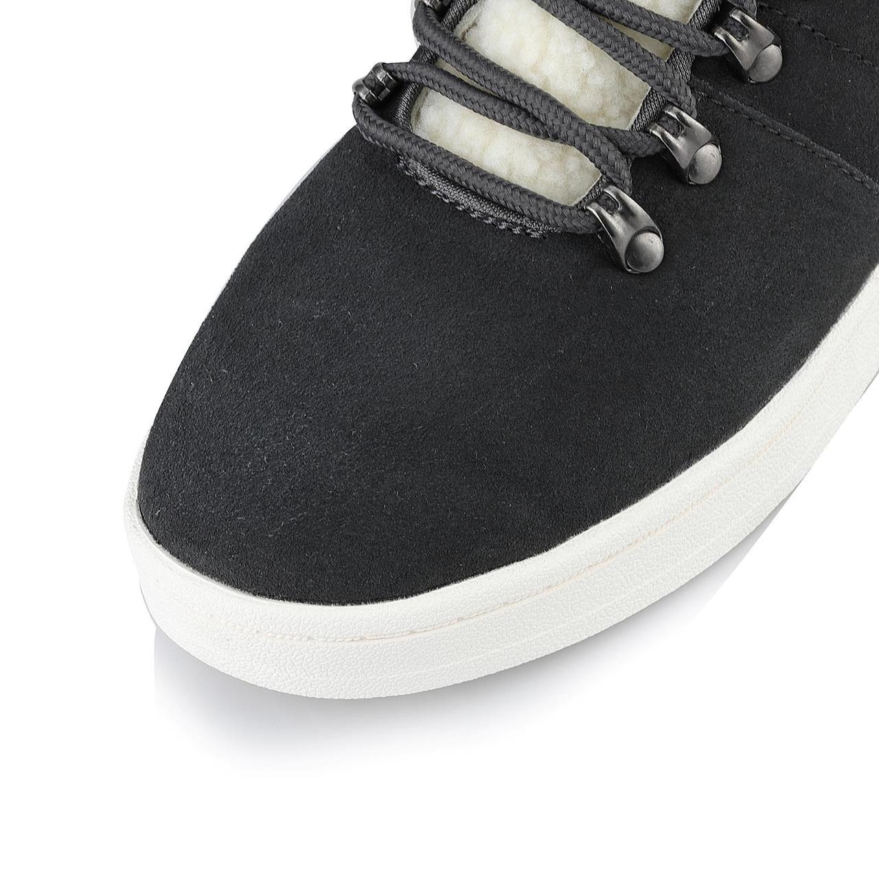 Ботинки MANDELTNA Серый, 40 - фото 5