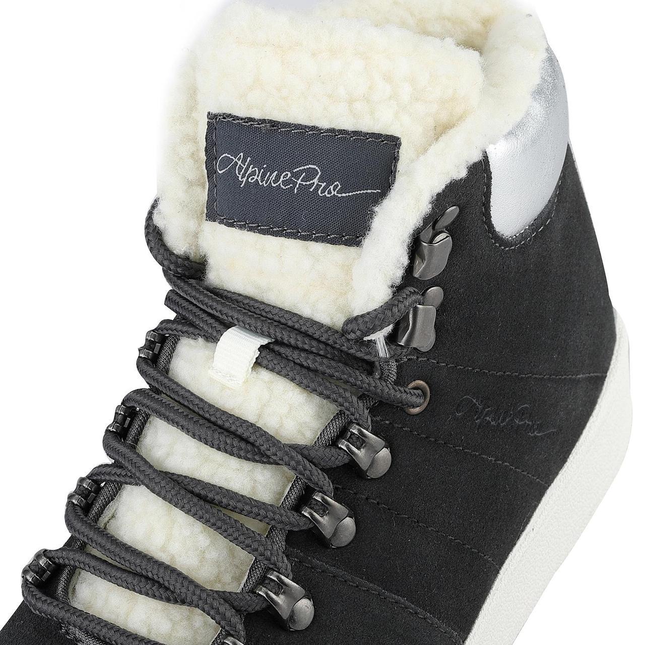 Ботинки MANDELTNA Серый, 40 - фото 6