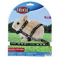Шлейка с поводком Trixie для крольчат - 1.2 м