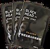 Черная маска-пленка от прыщей и черных точек - Black Head (strip pilaten)