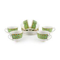 Набор чайных пар на 6 персон Лето (Акку, Казахстан)